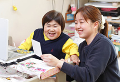 介護福祉施設実習02